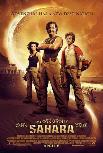 Sahara 2005 Dual Audio Hindi English BRRip 720p Movie Download