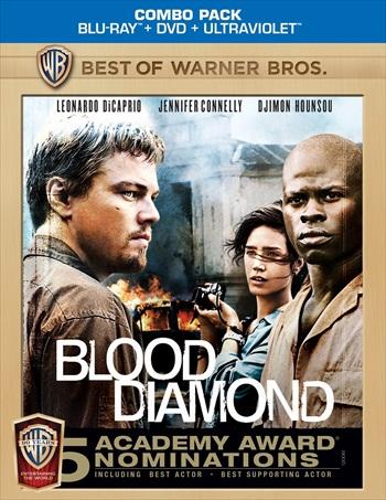 Blood Diamond 2006 Dual Audio Hindi Bluray Movie Download