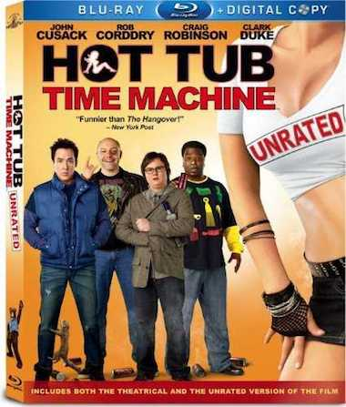 Hot Tub Time Machine 2010 Dual Audio Hindi English BRRip 720p Movie Download