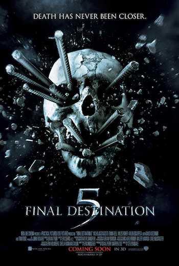 Final Destination 5 (2011) Dual Audio Hindi Full Movie Download