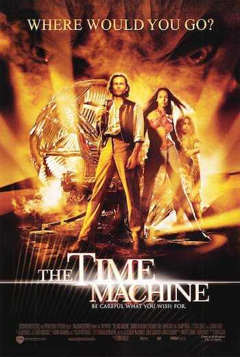 The Time Machine 2002 Dual Audio Hindi English BRRip 480p Movie Download