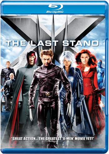 X-Men 3 The Last Stand 2006 Dual Audio Hindi Bluray Download
