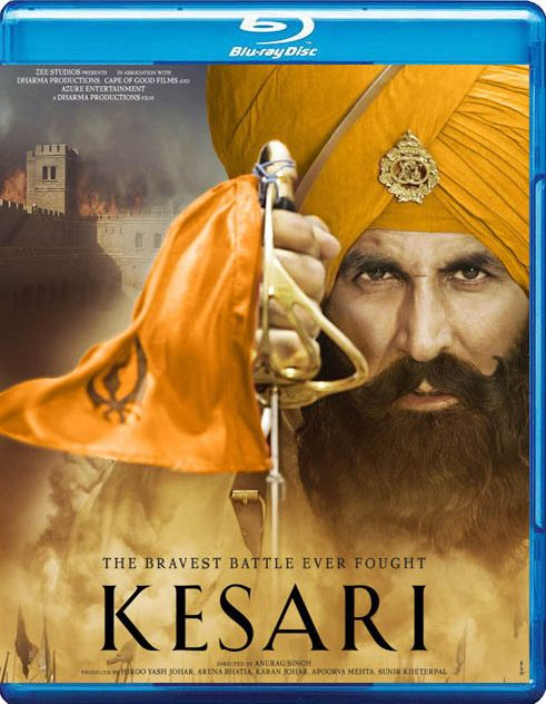Kesari 2019 Full Hindi Movie Download 480p BluRay 300MB