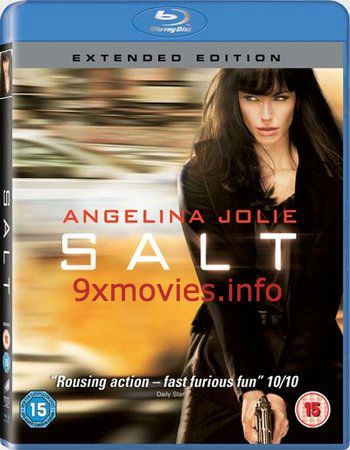 Salt 2010 Dual Audio ORG Hindi Bluray Movie Download