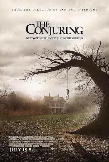 The Conjuring 2013 Dual Audio Hindi English BRRip 720p Movie Download