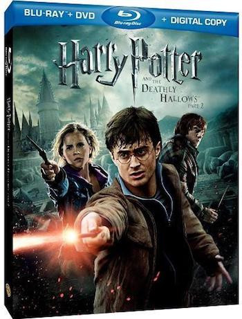 Harry Potter and the Deathly Hallows Part 2 (2011) Dual Audio Hindi 720p BluRay 999mb