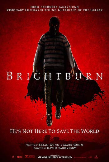 Brightburn 2019 English 720p WEB-DL 750MB ESubs