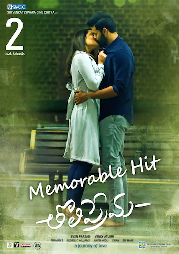 Tholi Prema 2018 UNCUT Dual Audio Hindi 720p HDRip 1.1GB