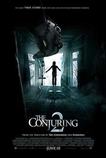 The Conjuring 2 2016 Dual Audio Hindi English BRRip 720p Movie Download