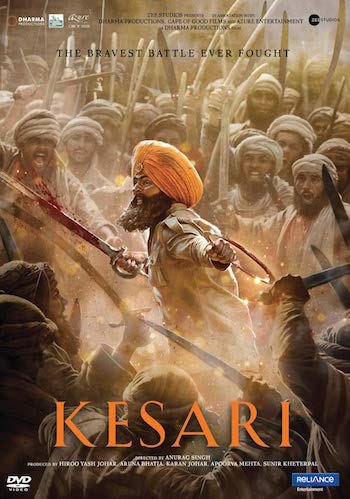 Kesari 2019 Hindi BluRay Movie Download