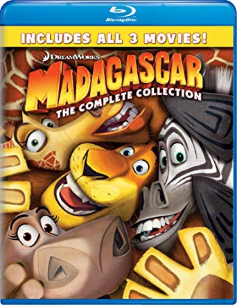 Madagascar Collection (2005-2012) All Movies Dual Audio Hindi Full Movie Download