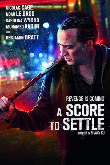 A Score to Settle 2019 English 720p WEB-DL 850MB ESubs