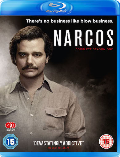 Narcos 2017 S01 Dual Audio Hindi Complete 720p 480p WEB-DL 3.8GB
