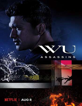 Wu Assassins S01 Complete Hindi Dual Audio 720p Web-DL ESubs