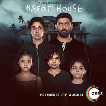 Barot House 2019 Hindi 720p WEB-DL 750MB