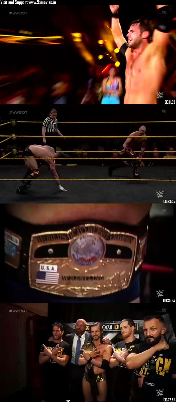 WWE NXT 07 August 2019 WEBRip 480p 200MB