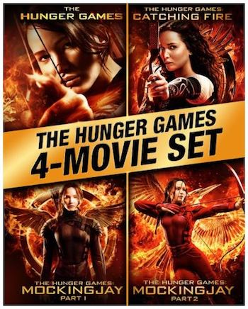 The Hunger Games Collection (2012-2015) All Movies Dual Audio Hindi Full Movie Download