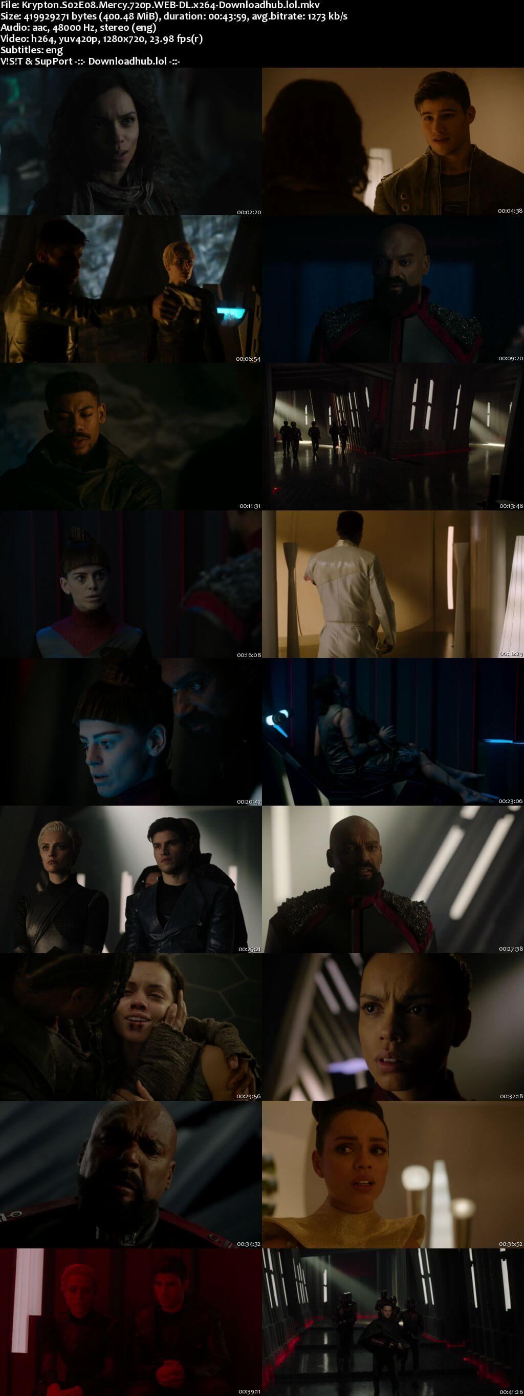 Krypton S02E08 400MB AMZN WEB-DL 720p ESubs