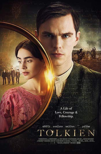 Tolkien 2019 Dual Audio ORG Hindi 720p BluRay 950mb