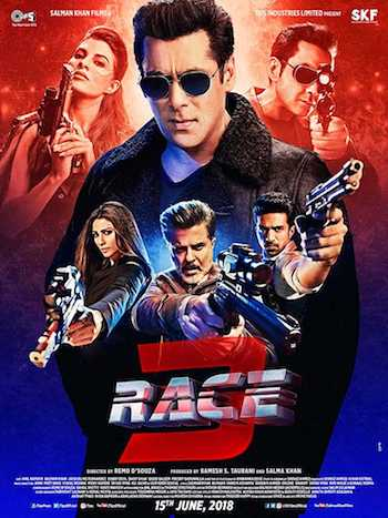 Race 3 2018 Hindi Full Movie Download
