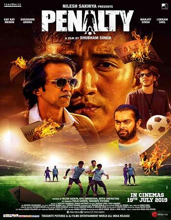 Penalty 2019 Hindi 600MB HDRip 720p ESubs HEVC