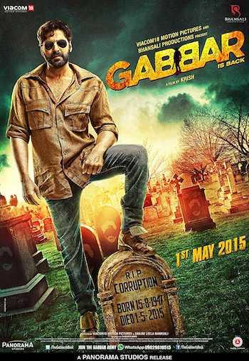 Gabbar is Back 2015 Hindi Full Movie Download