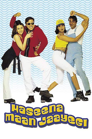 Haseena Maan Jayegi 1999 Hindi Movie Download