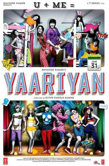 Yaariyan 2014 Hindi Full Movie Download