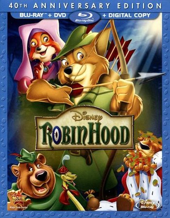 Robin Hood 1973 Dual Audio Hindi 720p BluRay 700mb