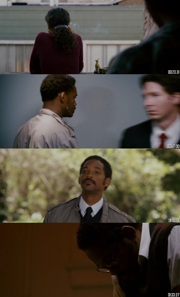 The Pursuit Of Happyness 2006 BRRip 720p 480p Dual Audio Hindi English Full Movie Download