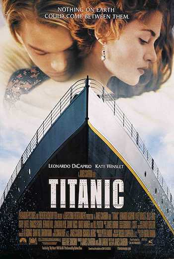 Titanic 1997 Dual Audio Hindi English BRRip 720p Movie Download