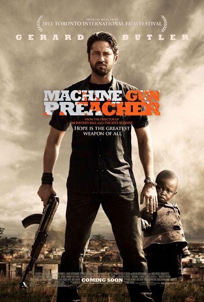 Machine Gun Preacher 2011 720p BluRay Dual Audio In Hindi English