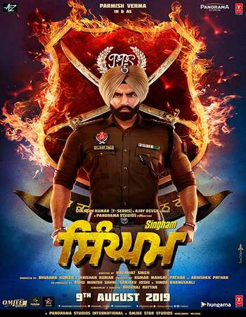 Singham 2019 Full Hindi Movie 720p HEVC HDTVRip Download
