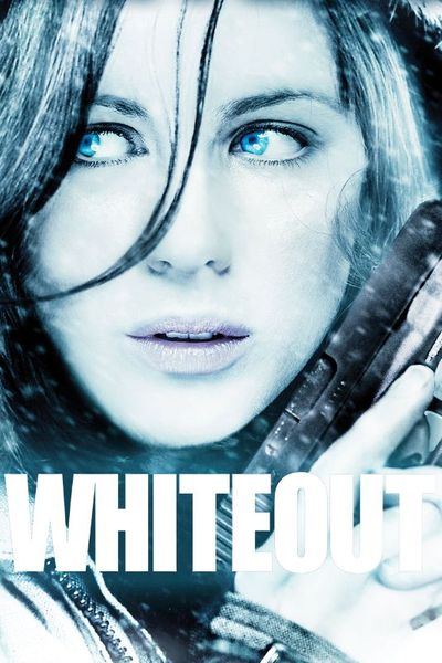 Poster of Whiteout 2009 Full Hindi Dual Audio Movie Download BluRay 720p