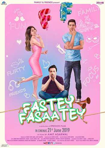 Fastey Fasaatey 2019 Hindi Full Movie Download