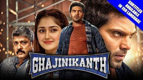 Ghajinikanth 2019 Hindi Dubbed Movie Download