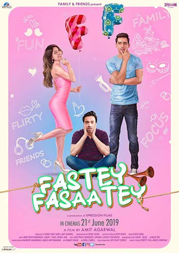 Fastey Fasaatey 2019 Hindi 720p WEB-DL 900mb