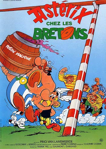 Asterix In Britain 1986 Dual Audio Hindi 720p BluRay 700MB