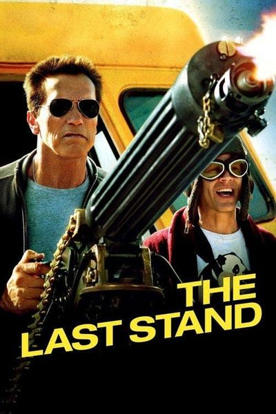 The Last Stand 2013 Dual Audio In Hindi 720p BluRay