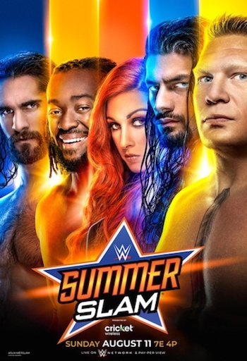 WWE SummerSlam 2019 PPV Full Episode Download