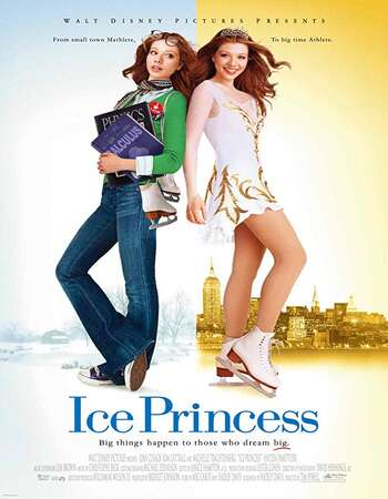 Ice Princess 2005 Hindi Dual Audio 720p Web-DL ESubs