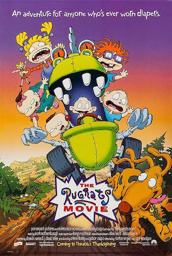 The Rugrats Movie 1998 Hindi Dual Audio 720p BluRay ESubs