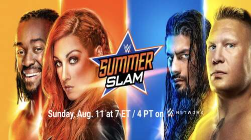 WWE SummerSlam 11th August 2019 Full Show 480p Free Download