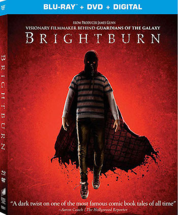 Brightburn 2019 English 720p BRRip 900MB ESubs