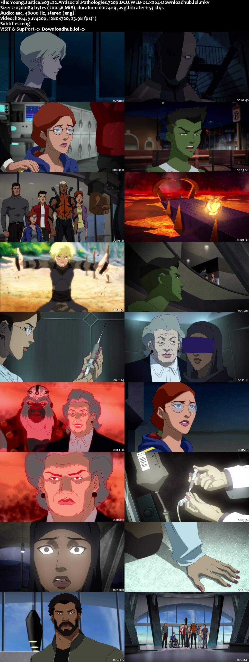 Young Justice S03E22 200MB DCU WEB-DL 720p ESubs