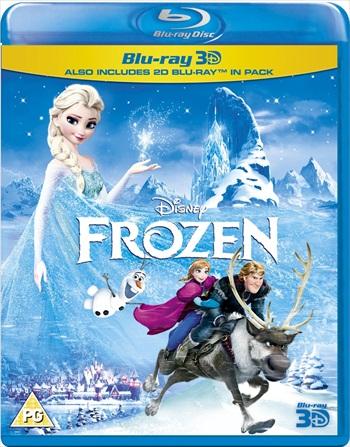 Frozen 2013 Dual Audio Hindi 480p BRRip 275mb