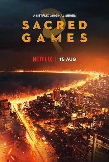 Sacred Games 2019 Hindi Season 02 Complete 720p HDRip MSubs