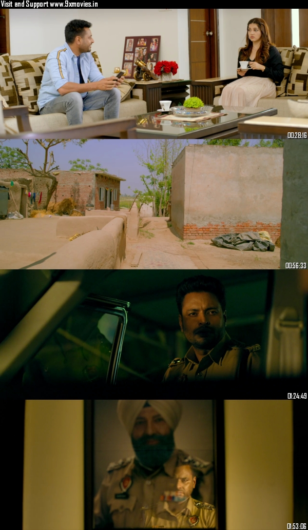 DSP Dev 2019 Punjabi 720p 480p WEB-DL x264 Full Movie