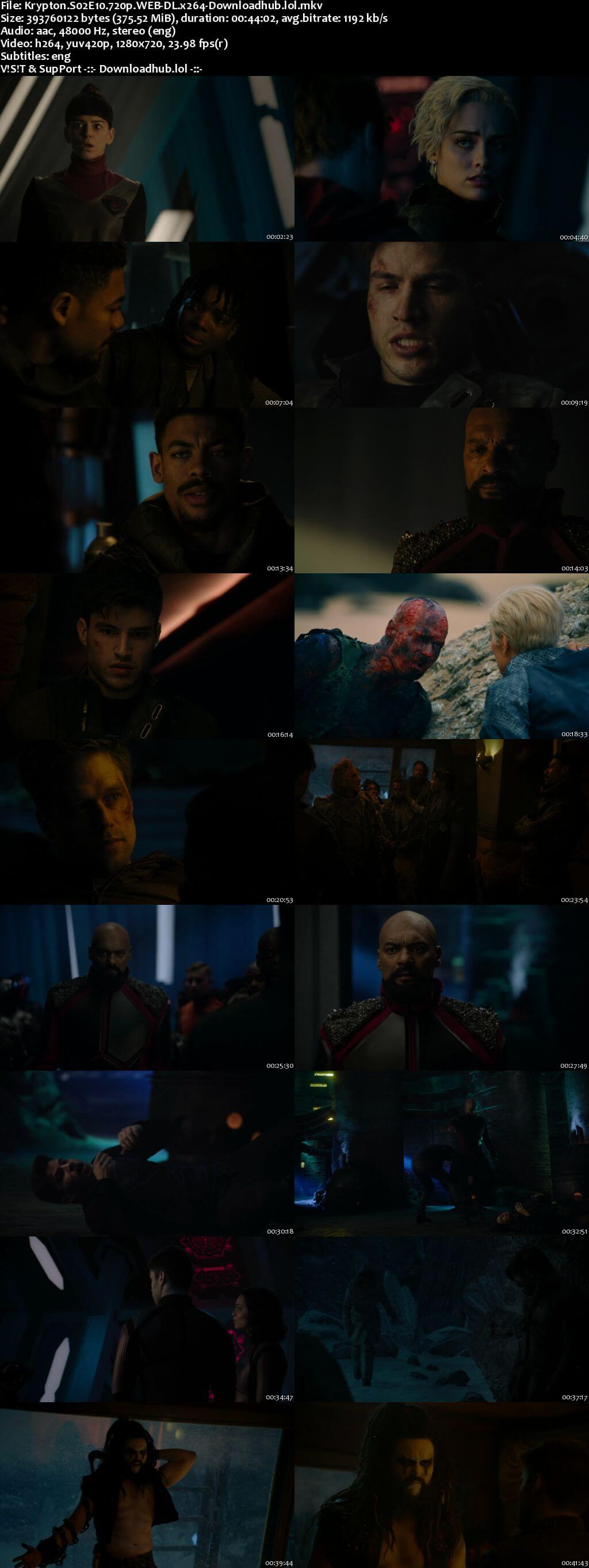 Krypton S02E10 350MB AMZN WEB-DL 720p ESubs