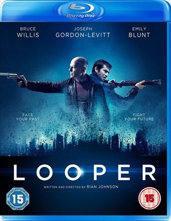 Looper 2012 Dual Audio Hindi Bluray Movie Download